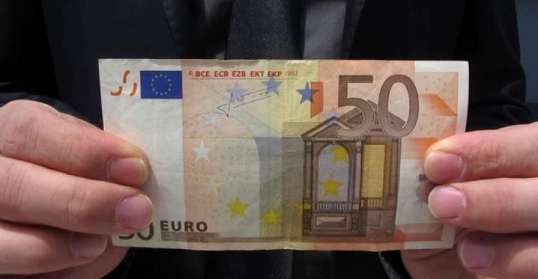 Bancnota de 50 Euro